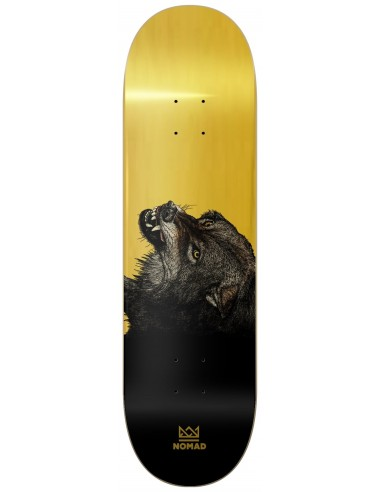 THE WOLF DECK - GOLD