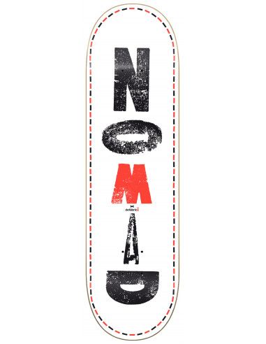 TYPOGRAPHY SERIES - CRAFTED LOGO DECK