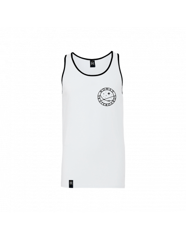 SPACECAMP TANKTOP WHITE