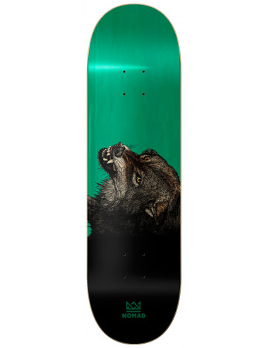 THE WOLF SERIES  - GREEN DECK