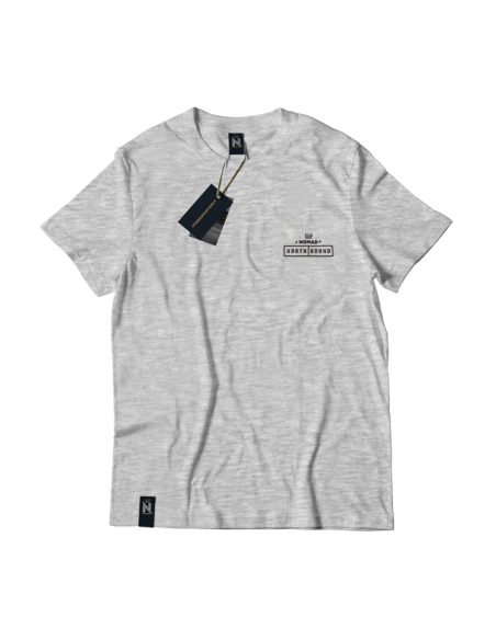 NORTHBOUND TREE TEE GREY
