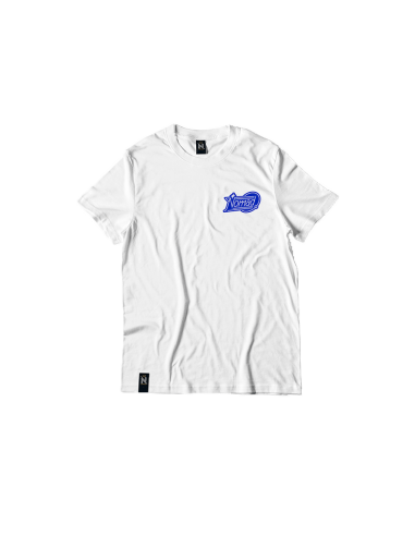 SPACECAMP PATCH TEE WHITE