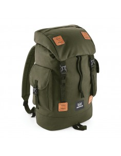 WEEKEND BACKPACK GREEN