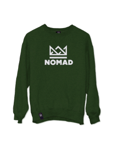 CROWN CREWNECK GREEN