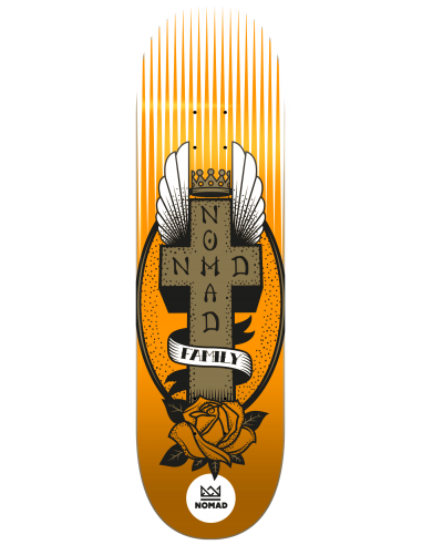 LORDS ORANGE DECK