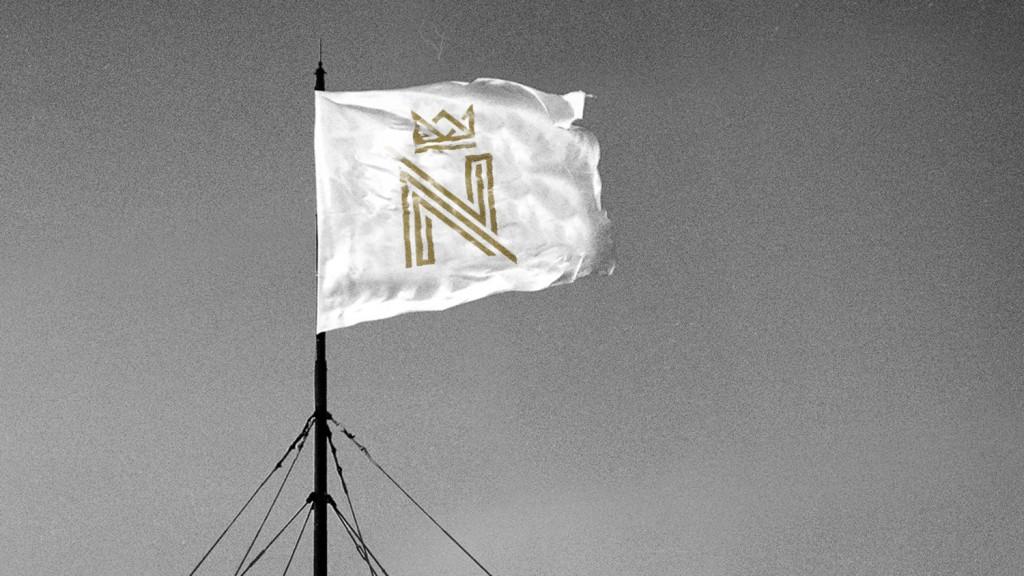Nomad Logo flag